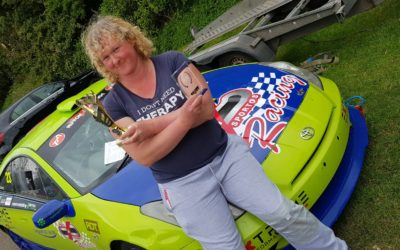 Castle Combe double WIN ( 4th in the row) goes to …. Kelly Brabbin